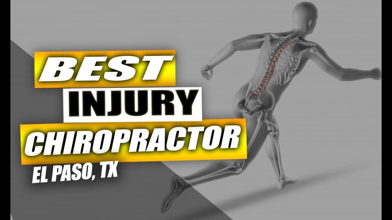 Лучшая травма мануального терапевта Эль Пасо TX.