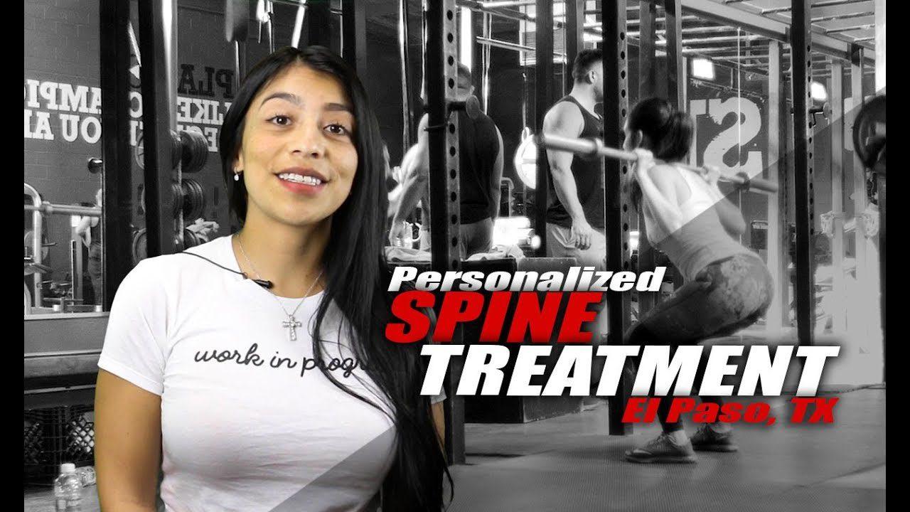 パーソナライズされた脊椎と坐骨神経痛の治療
