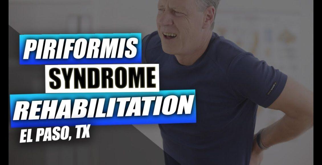Clínica médica y quiropráctica de lesiones por síndrome piriforme el paso, tx.
