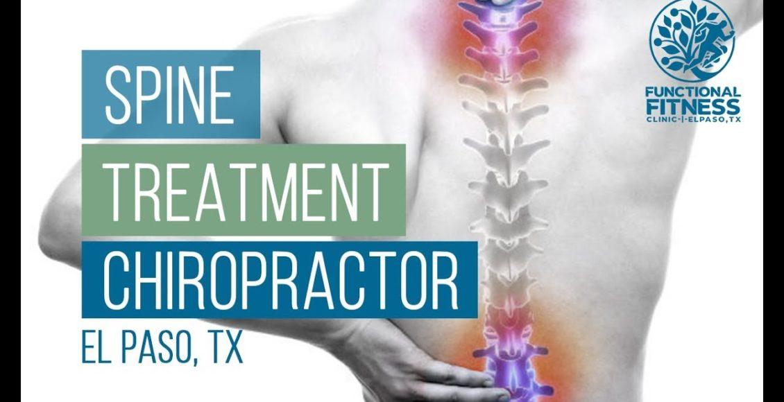 11860 Vista Del Sol Spine Treatment Chiropractor El Paso, TX.