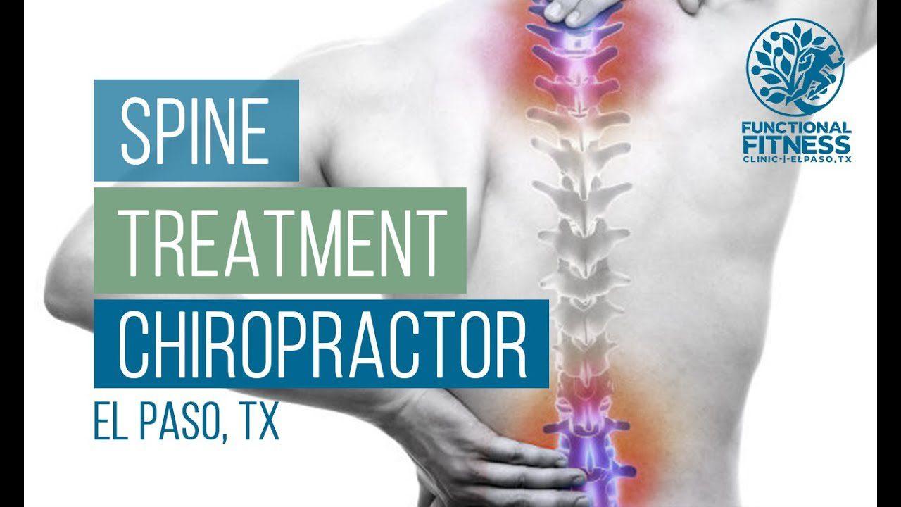 11860 Vista Del Sol Tratamiento de columna vertebral Quiropráctico El Paso, TX.