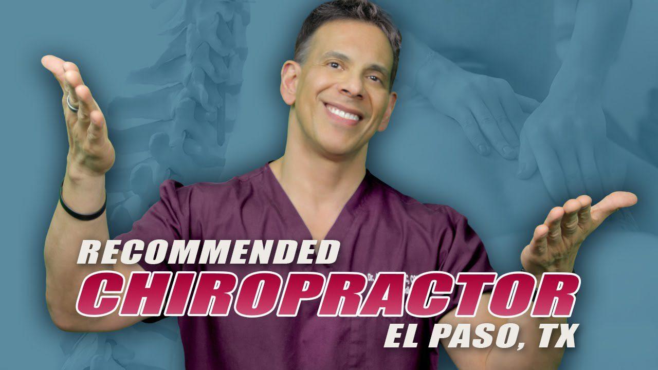 11860 Vista Del Sol The Chiropractor For El Paso, Texas