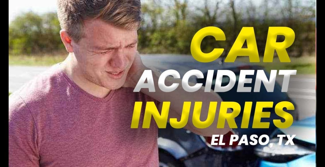 11860 Vista Del Sol Ste. 128 *CHIROPRACTIC CARE* on Car Accident Injuries | El Paso, Tx (2019)
