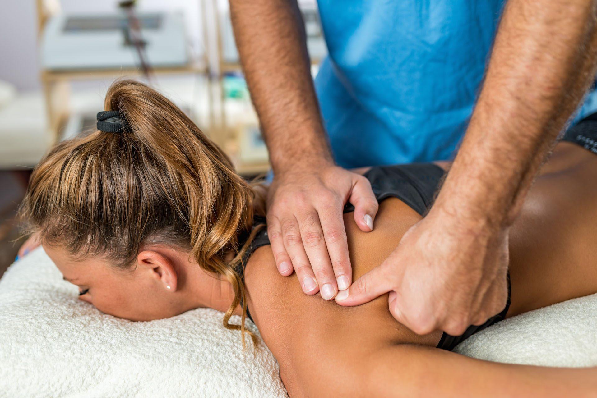 11860 Vista Del Sol, Ste. 128 Che cos'è la sindrome del dolore miofasciale e come può aiutare la chiropratica? El Paso, TX.
