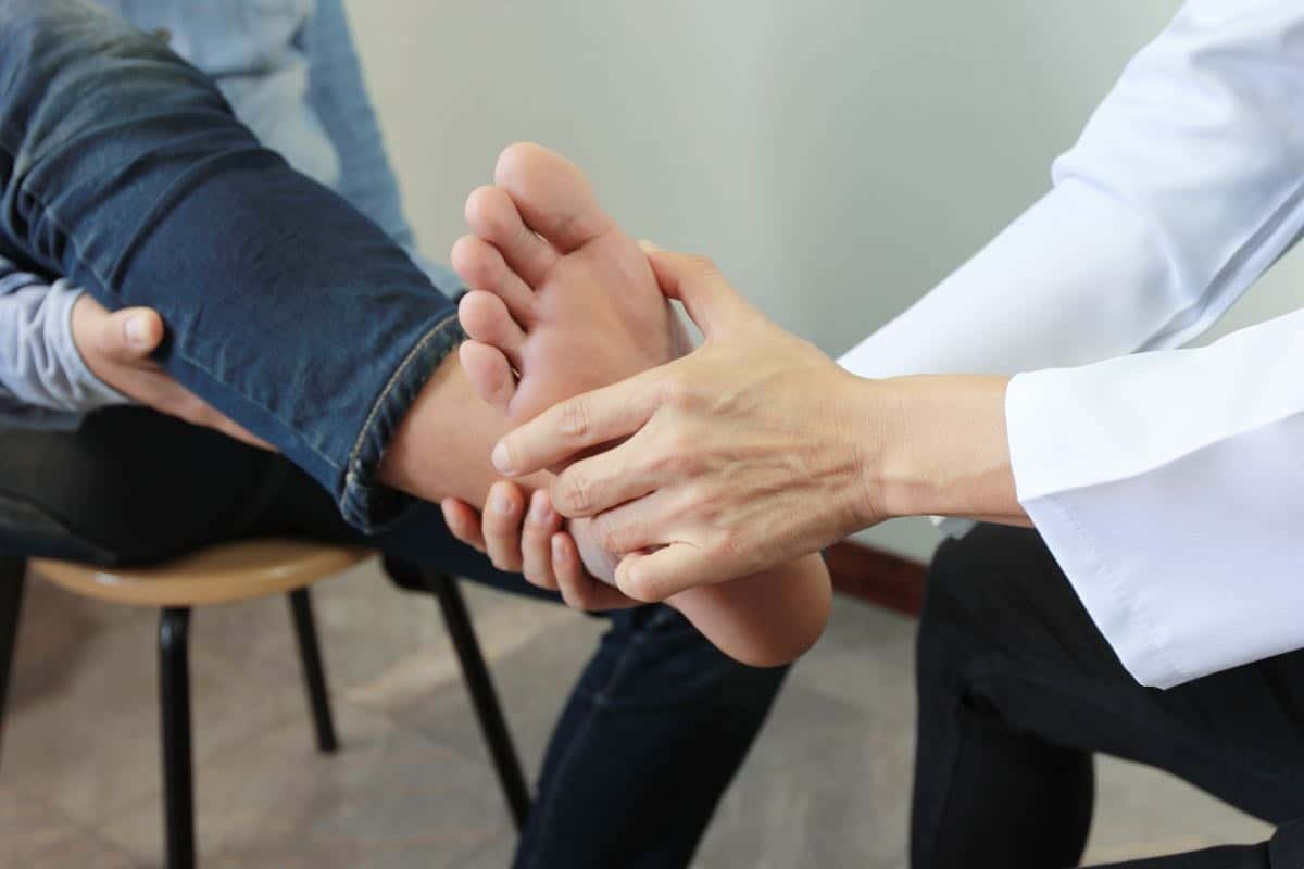 Sintomi di caduta del piede e sciatica | Chiropratico El Paso, TX