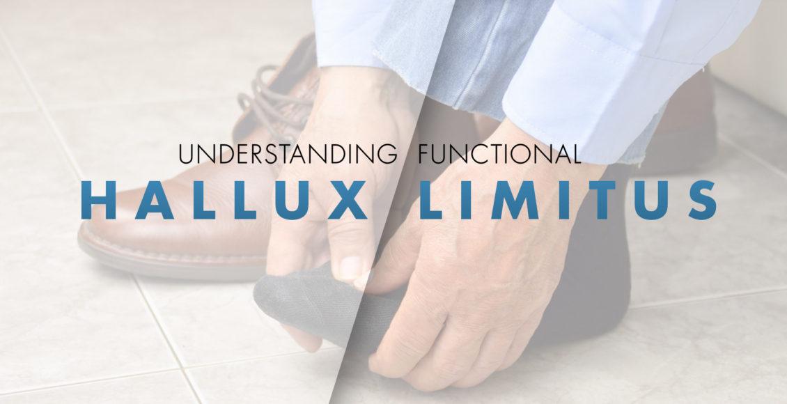Entendiendo el Hallux Limitus Funcional   El Paso, TX Quiropráctico