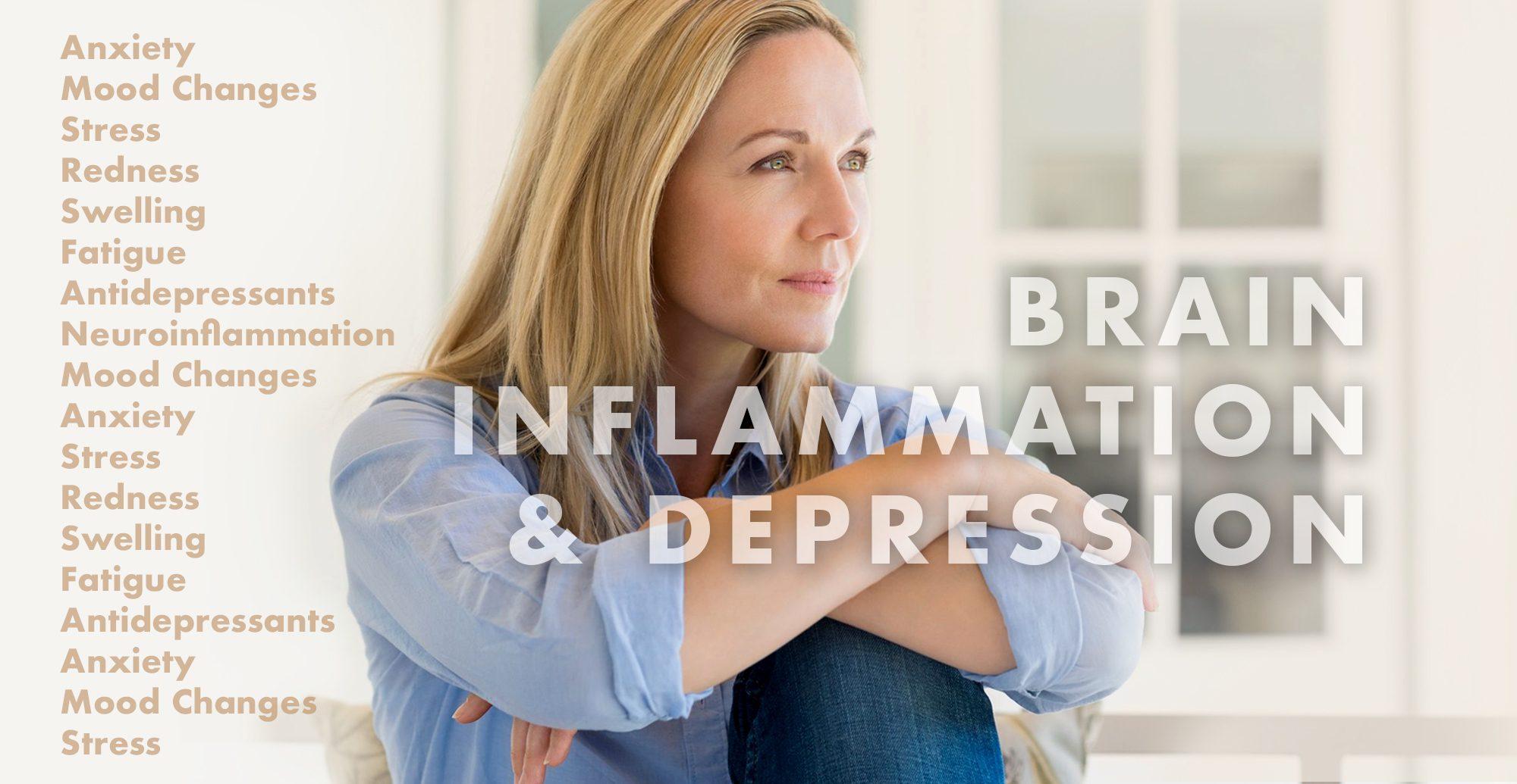 Neurologi Fungsional: Peradangan dan Depresi Otak | El Paso, TX Chiropractor