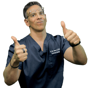 Equipe e médico do quiroprático El Paso