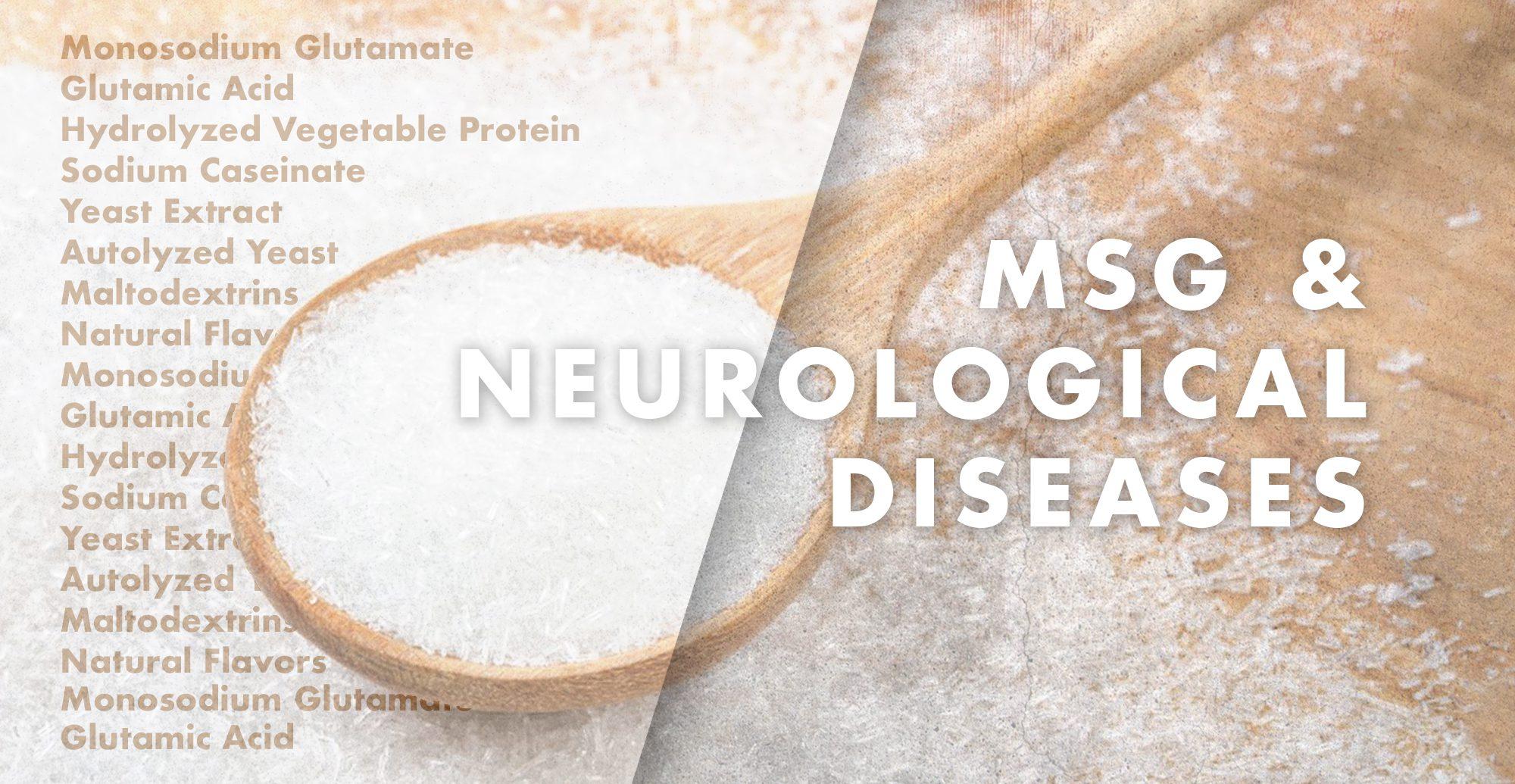 機能神経学:MSGおよび神経疾患| テキサス州カイロプラクター、エルパソ
