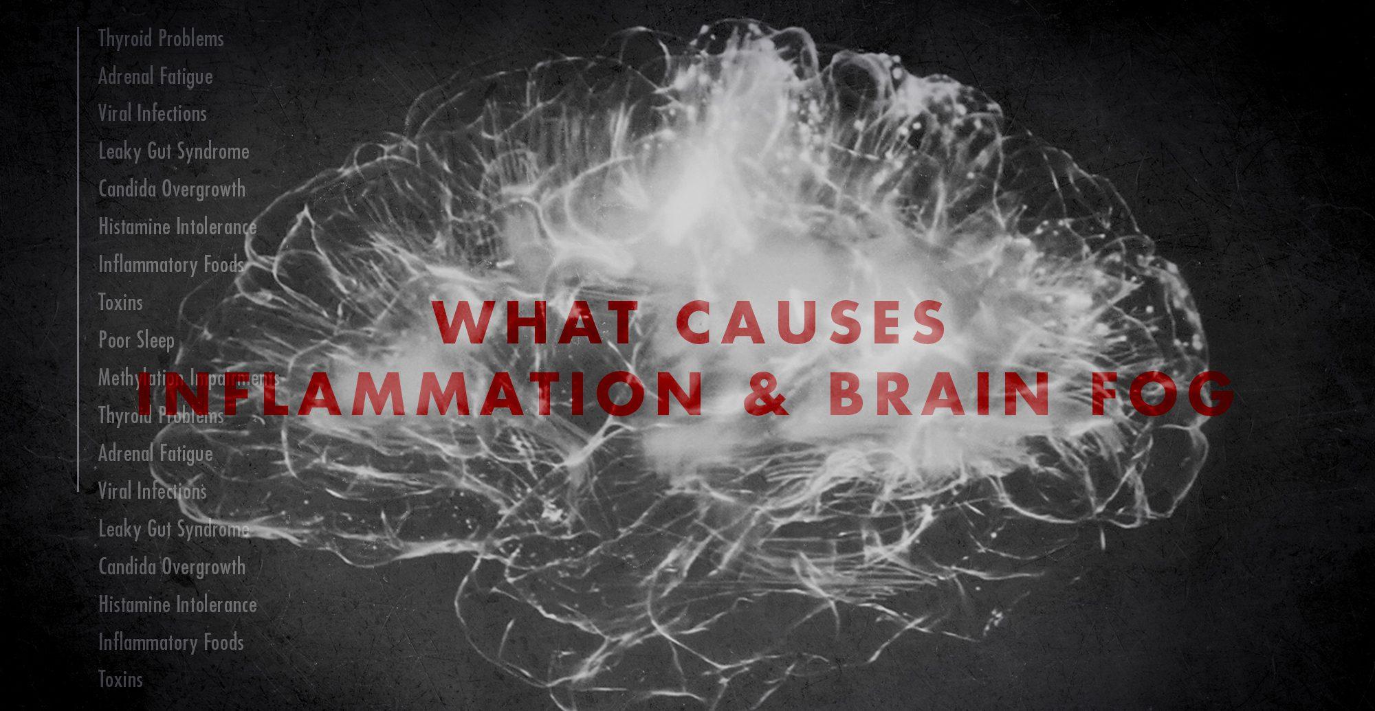 Neurologi Fungsional: Apa Penyebab Inflamasi dan Kabut Otak? | El Paso, TX Chiropractor