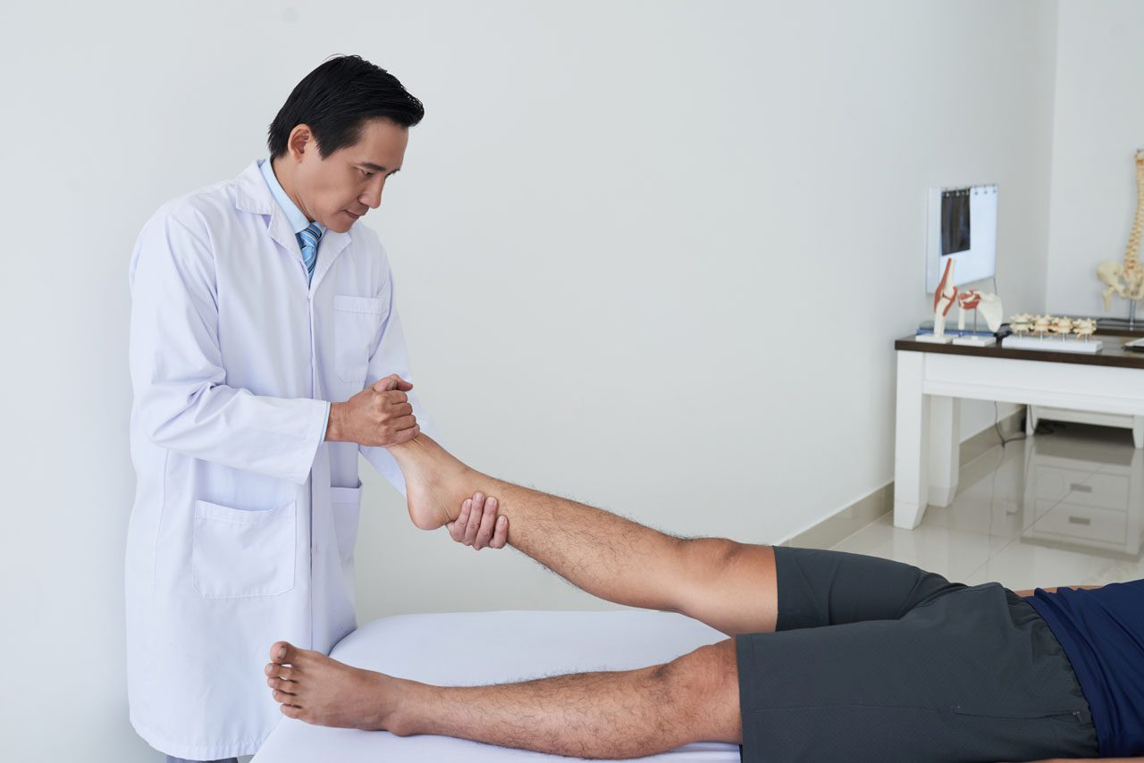 11860 Vista Del Sol Ste. 128 The Wrong Way To Treat Plantar Fasciitis El Paso, TX.