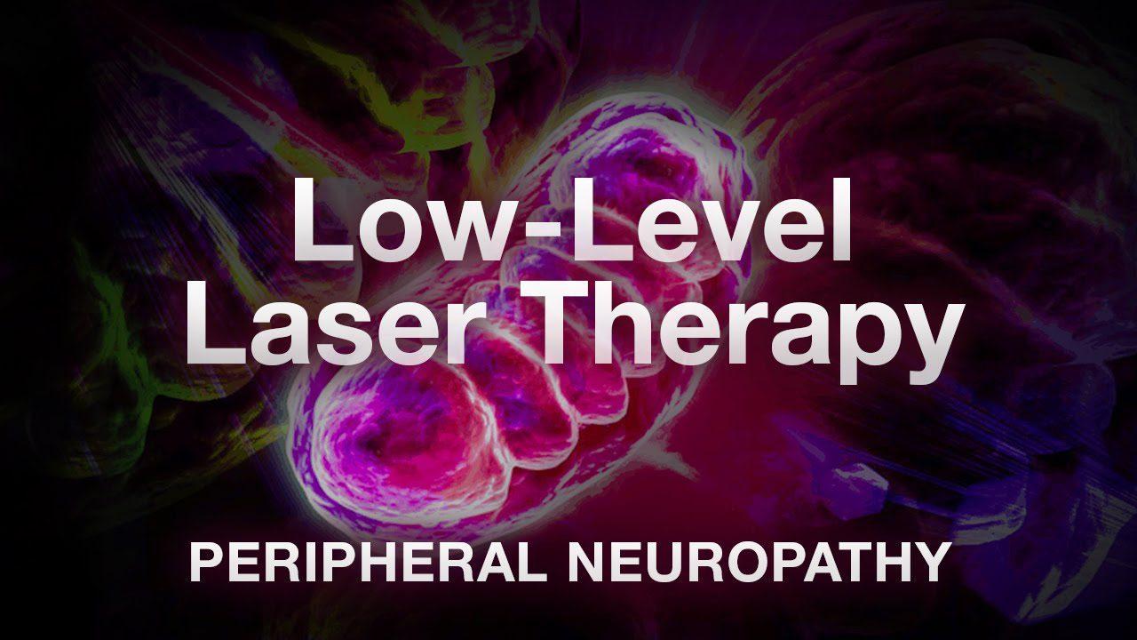 11860 Vista del Sol, Ste. Terapia con láser de bajo nivel (LLT) 128 para neuropatía periférica | El Paso, TX (2019)