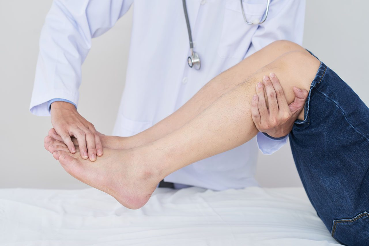 11860 Vista Del Sol, Ste. 128 Degenerative Disc Disease Can Cause Nerve Pain in the Feet