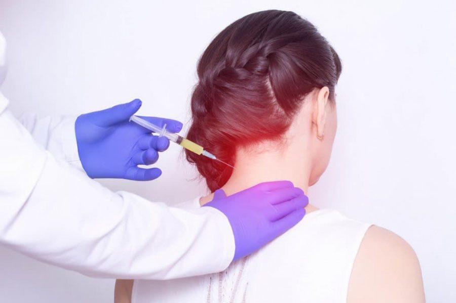 11860 Vista Del Sol, Ste. 128 Cervical Steroid Injections for Neck Pain El Paso, Texas