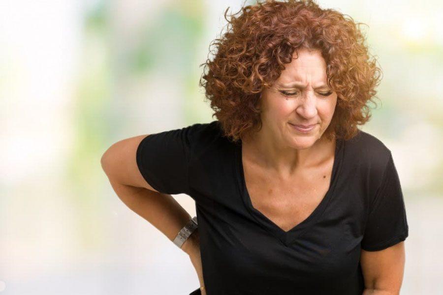 11860 Vista Del Sol, Ste. 128 Menopause and Back Pain El Paso, Texas
