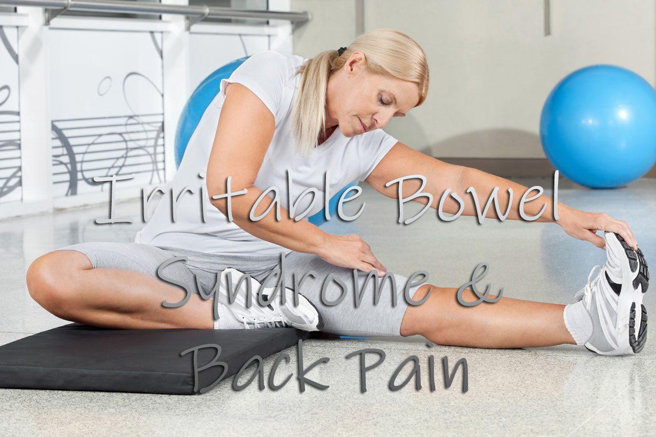 11860 Vista Del Sol, Ste. 128 Irritable Bowel Syndrome and Back Pain El Paso, Texas