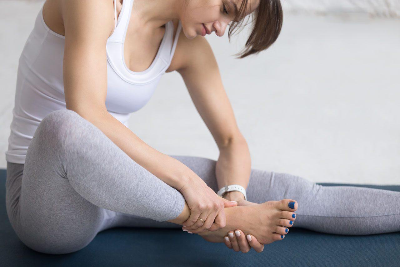 11860 Vista Del Sol, Ste. 128 Infortunio alla caviglia, funzione e dolore cronico El Paso, Texas