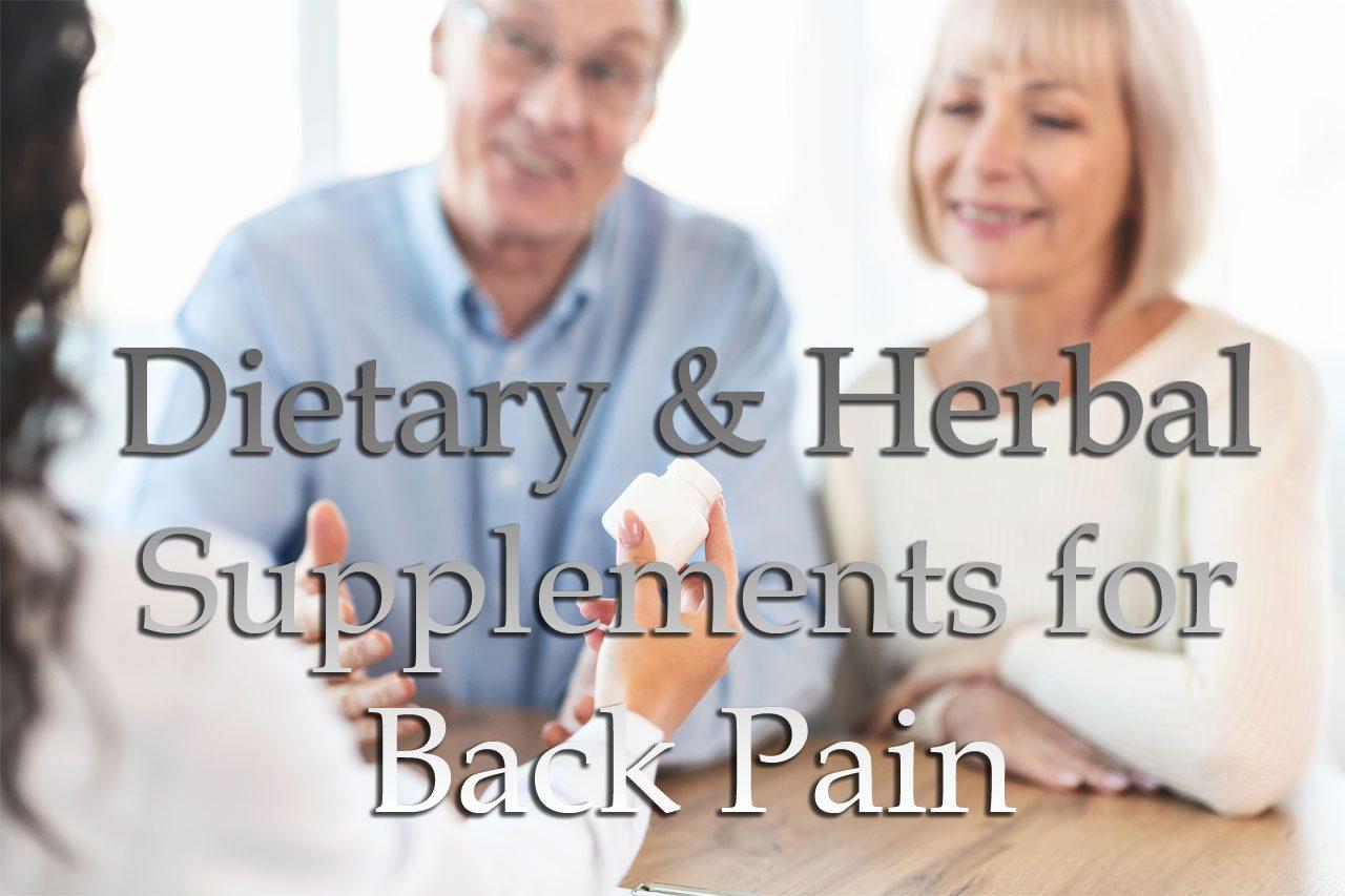 11860 Vista Del Sol, Ste. 128 Suplemen Diet dan Herbal untuk Back Pain El Paso, Texas