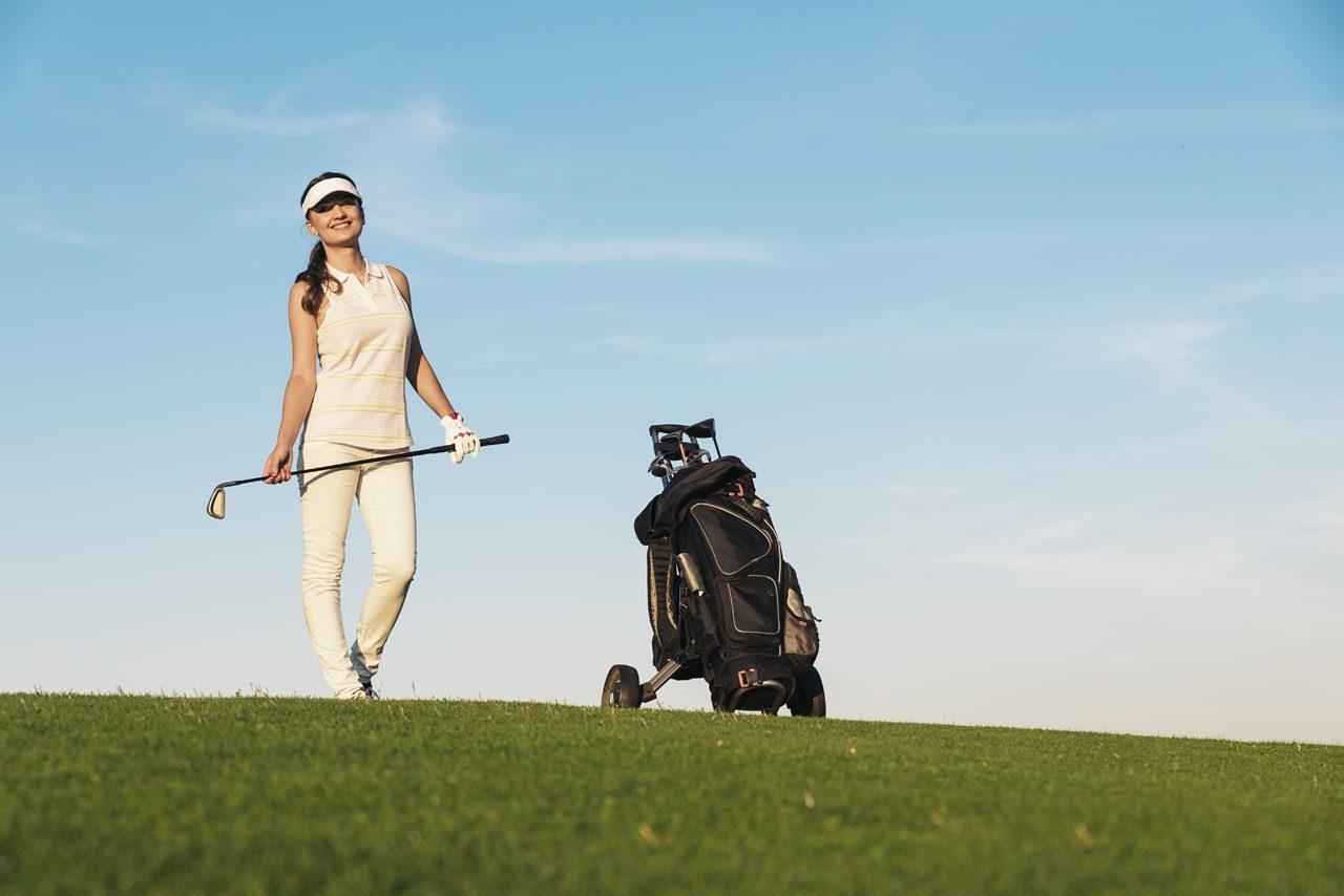 11860 Vista del Sol, Ste. 128 Lesiones de golf y prevención
