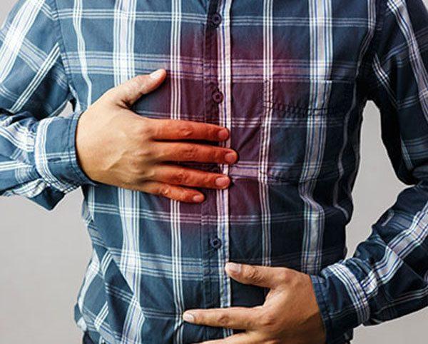11860 Vista Del Sol, Ste. L'allineamento chiropratico può aiutare con reflusso acido e problemi digestivi