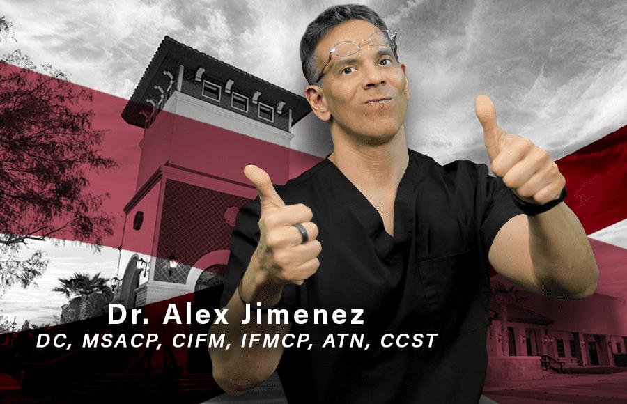 Dr. Alexas Jimenezas, DC, El Pasas, Teksasas
