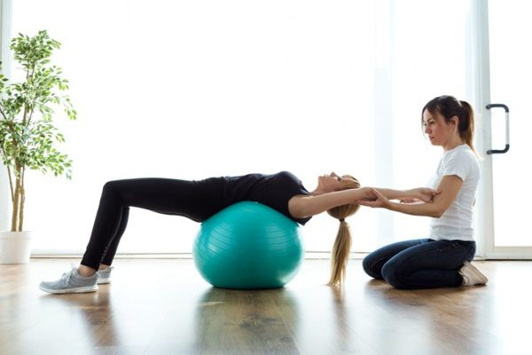 11860 Vista Del Sol, Ste. 128 Easiest Exercises on The Spine and Back Muscles
